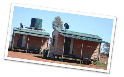 Four Corners Farm Stay - Self Contained Cabins with Sky TV