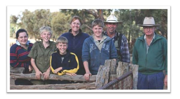 Four Corners Farm Stay - Gathering